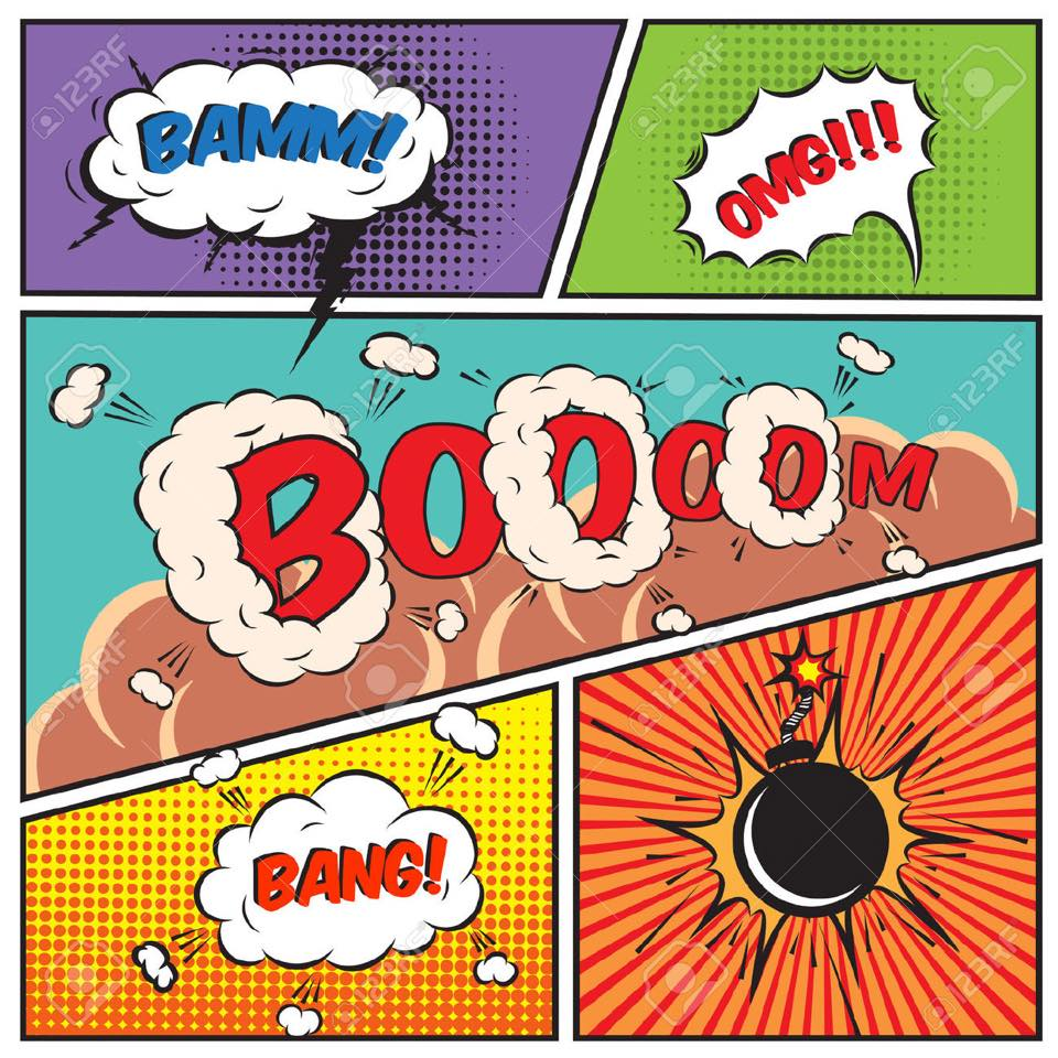 Event Spotlight: Mindless Doodle Comic Strip