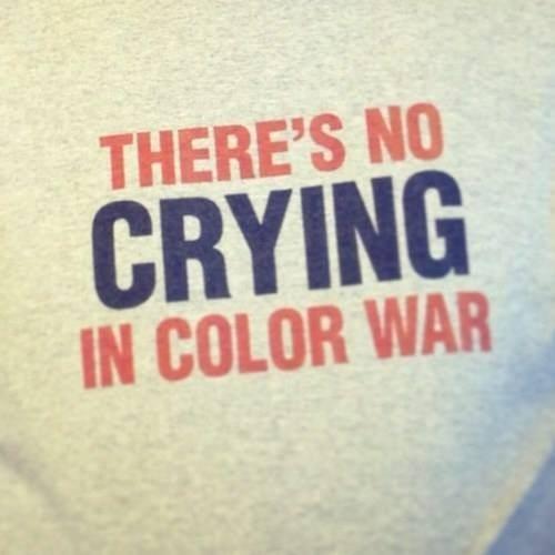 Color War XII Pre-Announcement