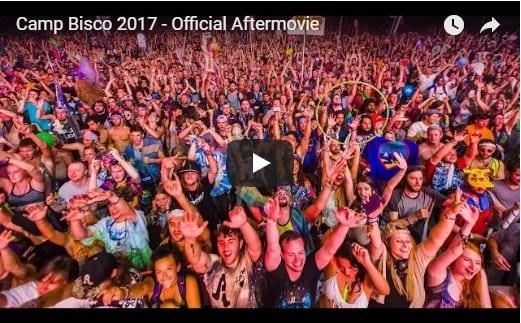 Camp Bisco 2017 After Movie